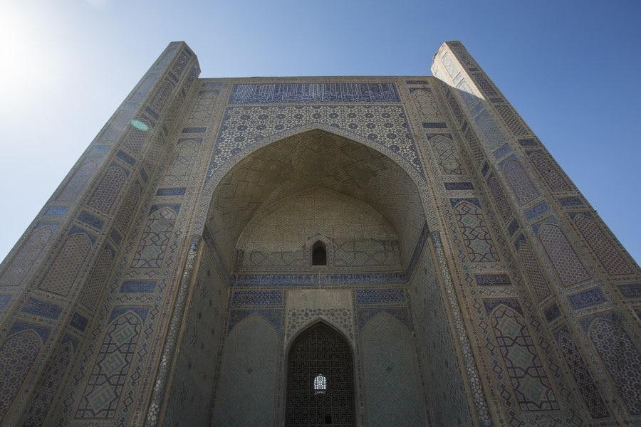 Mosquée de Bibi Khanoum