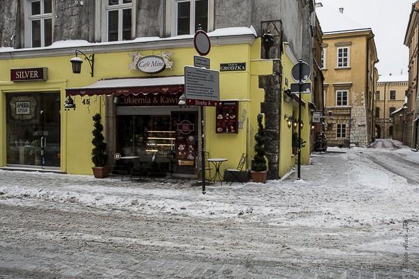Beaucoup de cafés et restaurants accueillants