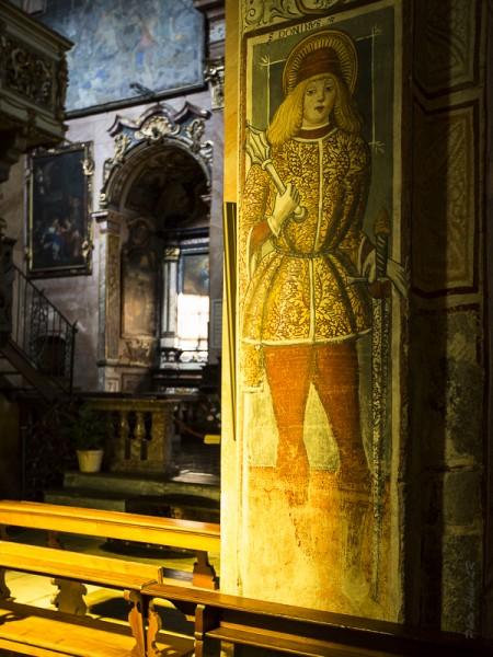 Fresque de la basilique