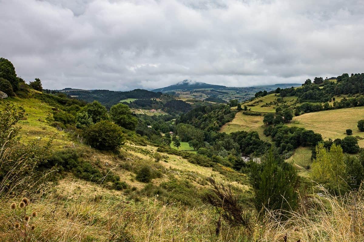 Paysage du Mont Mézenc